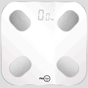 Balança de Bioimpedância com Bluetooth