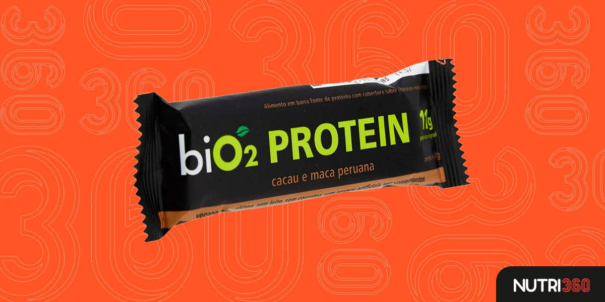 Barra de Proteína Bio2