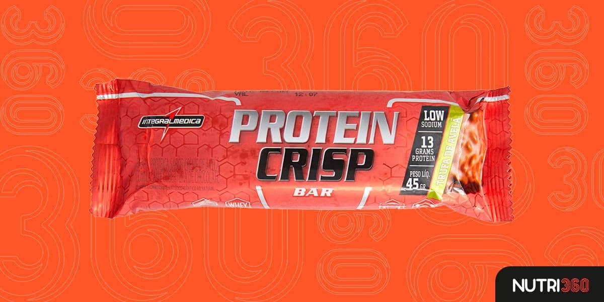 Barra de Proteína Crisp Bar