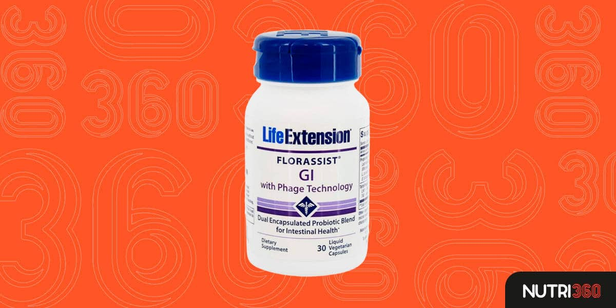 Probiótico Life Extension