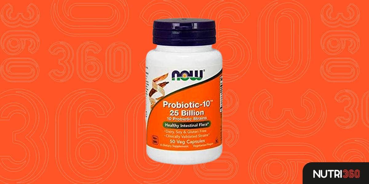 Probiótico Now Foods