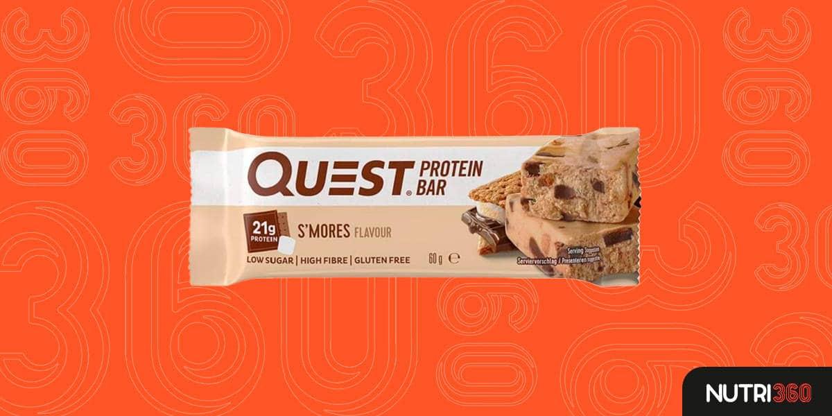 Barra de Proteína Quest Bar