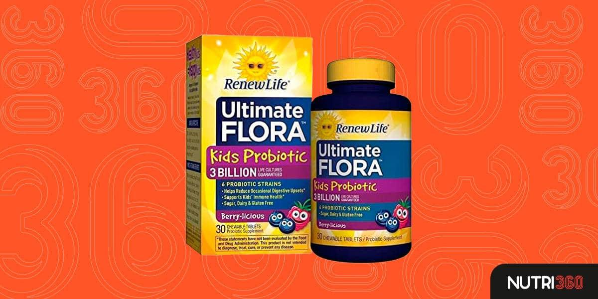 Probiótico Renew Life