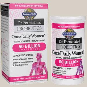 Melhor Probiótico para Mulheres