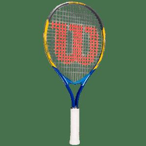 Raquete de Tênis Boa e Barata