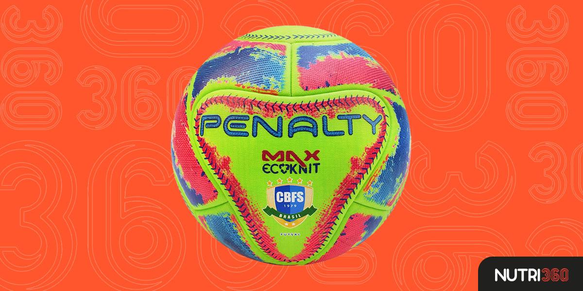 Bola Futsal Penalty Max Ecoknit IX