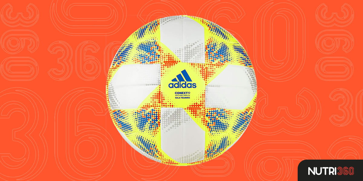 Bola de Futsal Adidas Training Ball Conext 19