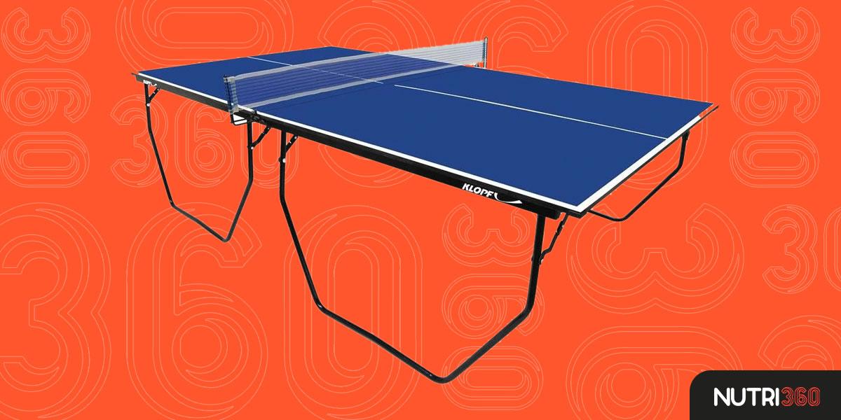 Melhor Mesa de Ping Pong Custo-Benefício
