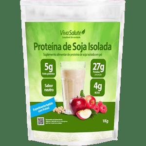 Proteína Isolada Soja Viva Salute