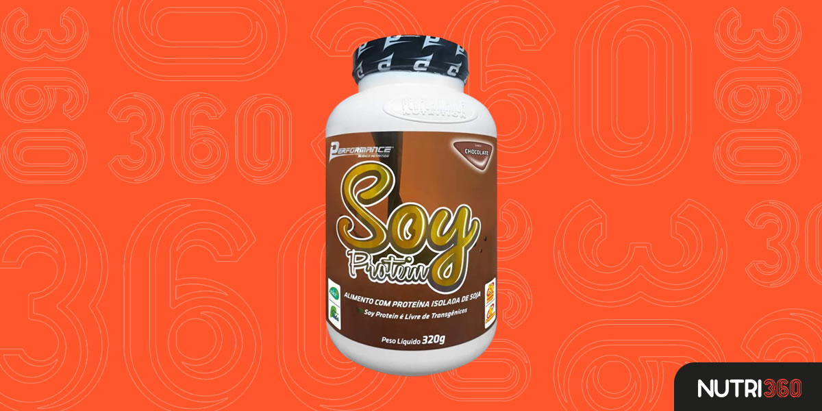 Melhor Proteína de Soja