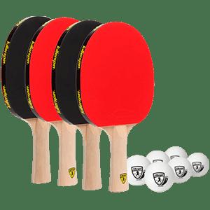 Melhor Kit Raquete de Tênis de Mesa