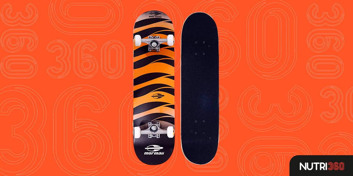 Melhor Skateboard Tradicional