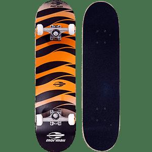 Skateboard Alpha Mormaii Laranja/Preto