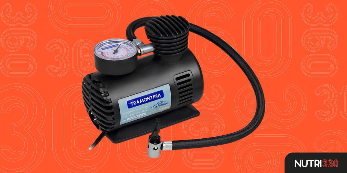 Melhor Mini Compressor de Ar Automotivo