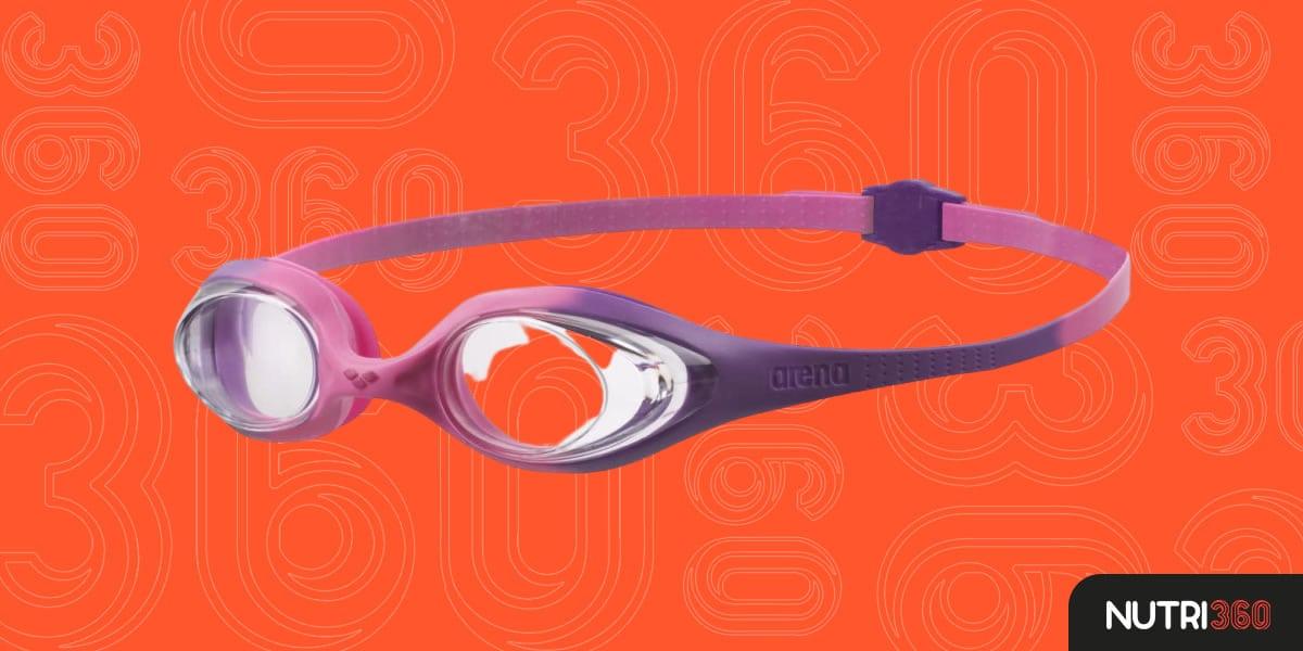 Oculos-de-Natacao-Infantil-Arena-Spider-Jr