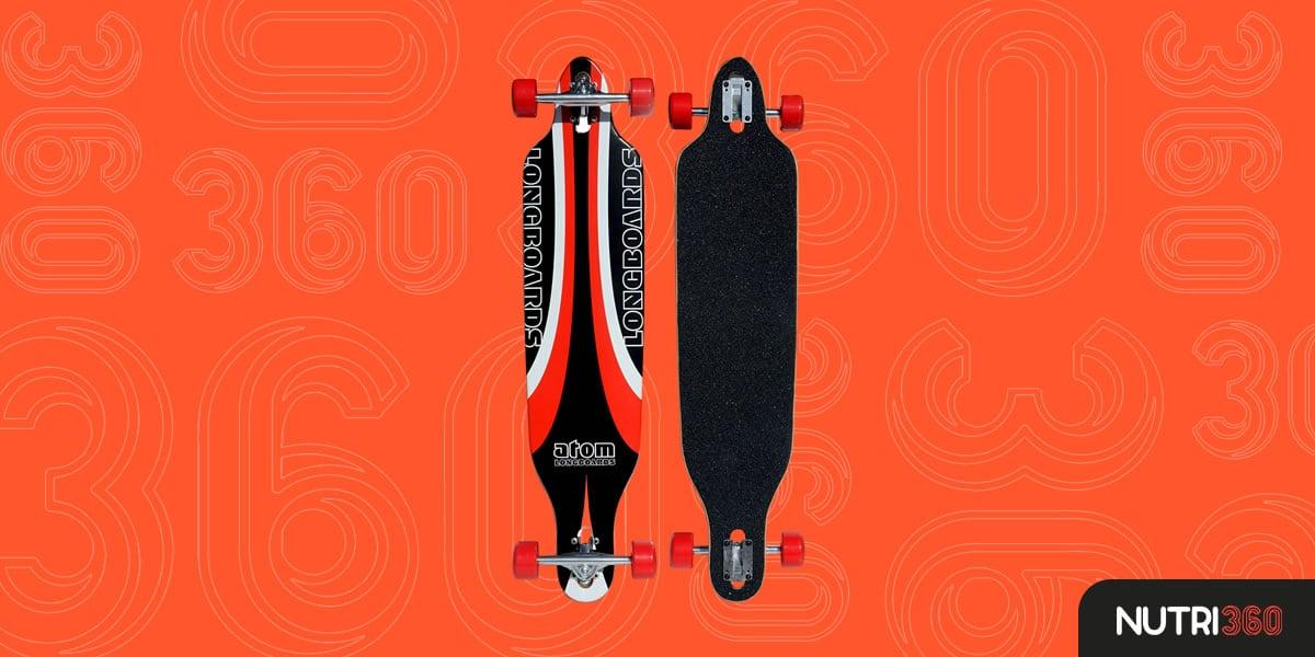 Melhor Skate Longboard Profissional