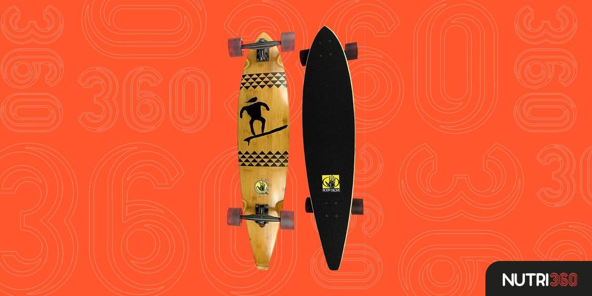 Melhor Skate Longboard Custo-Benefício