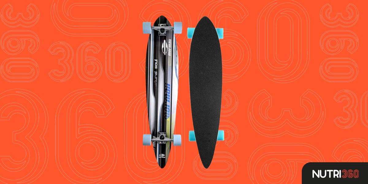 Skate Longboard Feminino