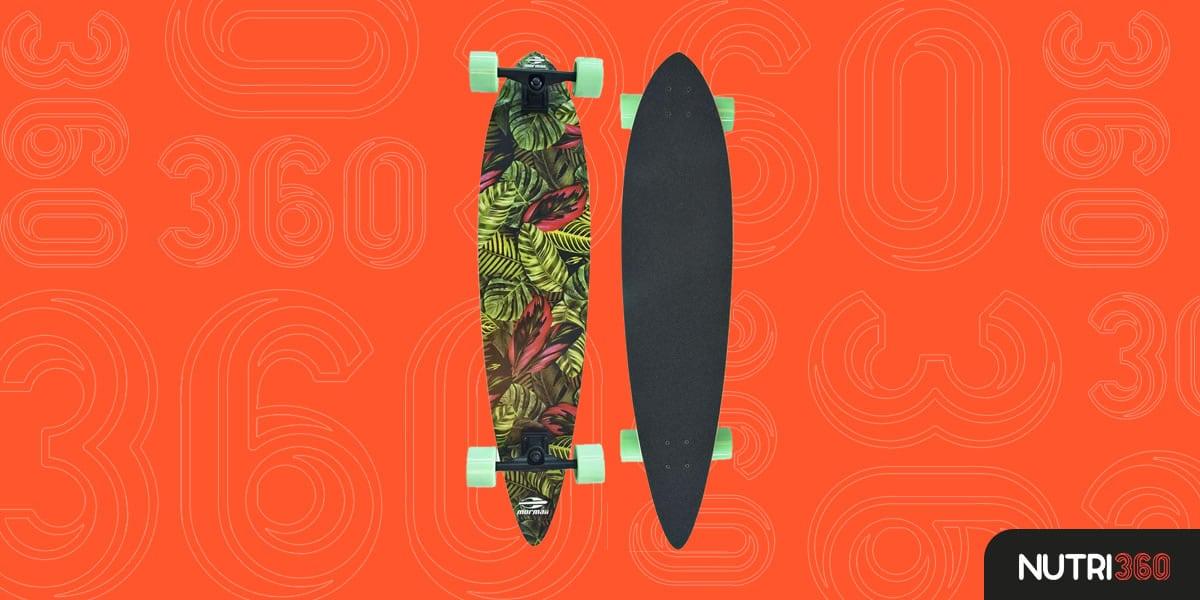 Skate Longboard para Iniciantes