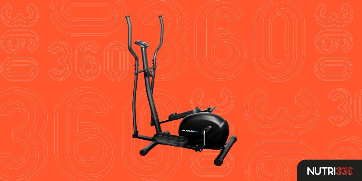 Elíptico Transport L100 PodiumFit