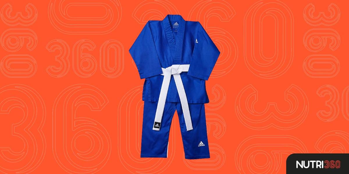 Kimono Infantil Adidas J200E