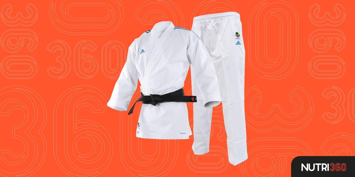 Kimono Karatê Adidas Adilight