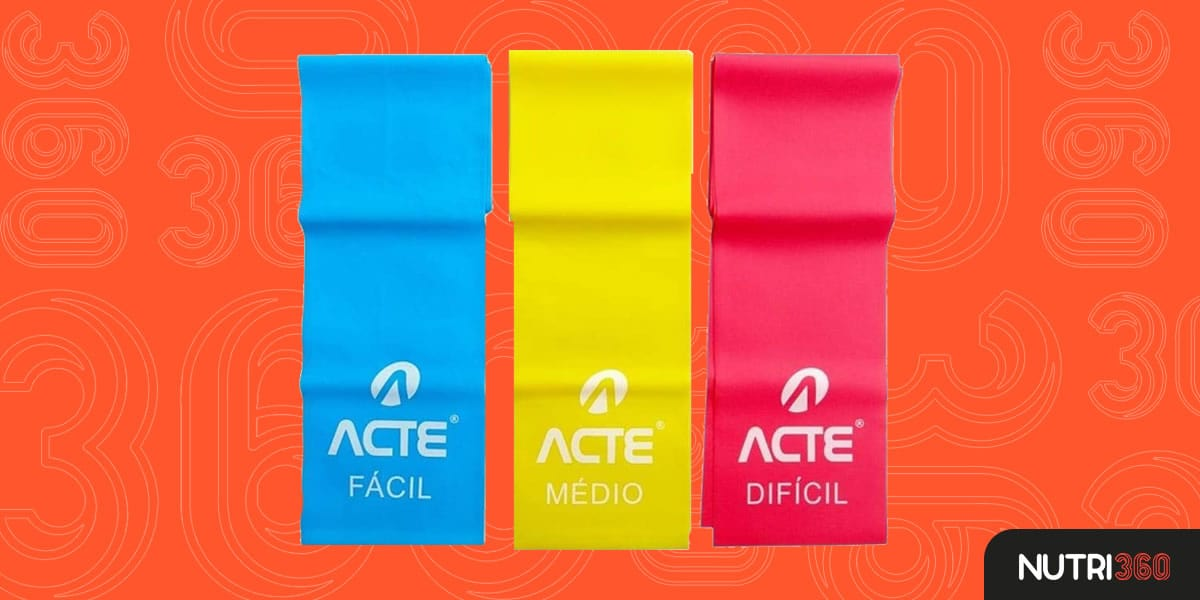 Acte Sports Látex Band