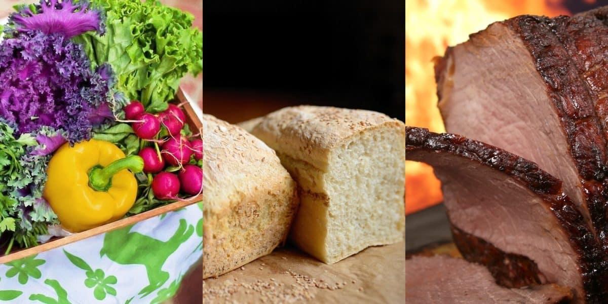 Um cardápio variado é importante para garantir o consumo de todos os tipos de nutrientes