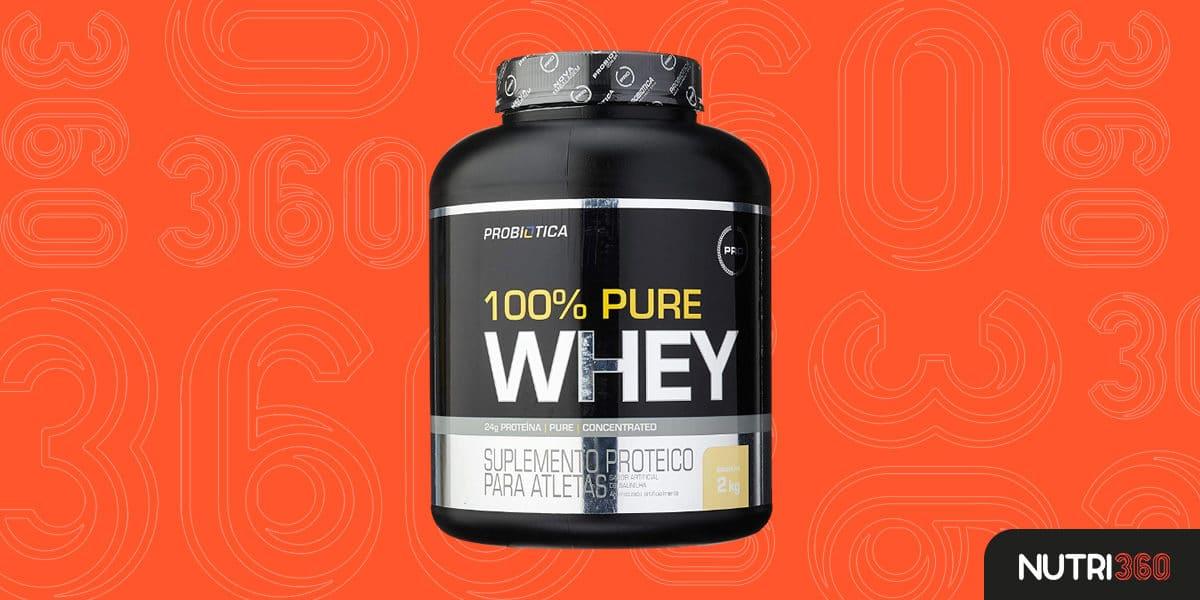 100% Pure Whey — Probiótica (2 kg)