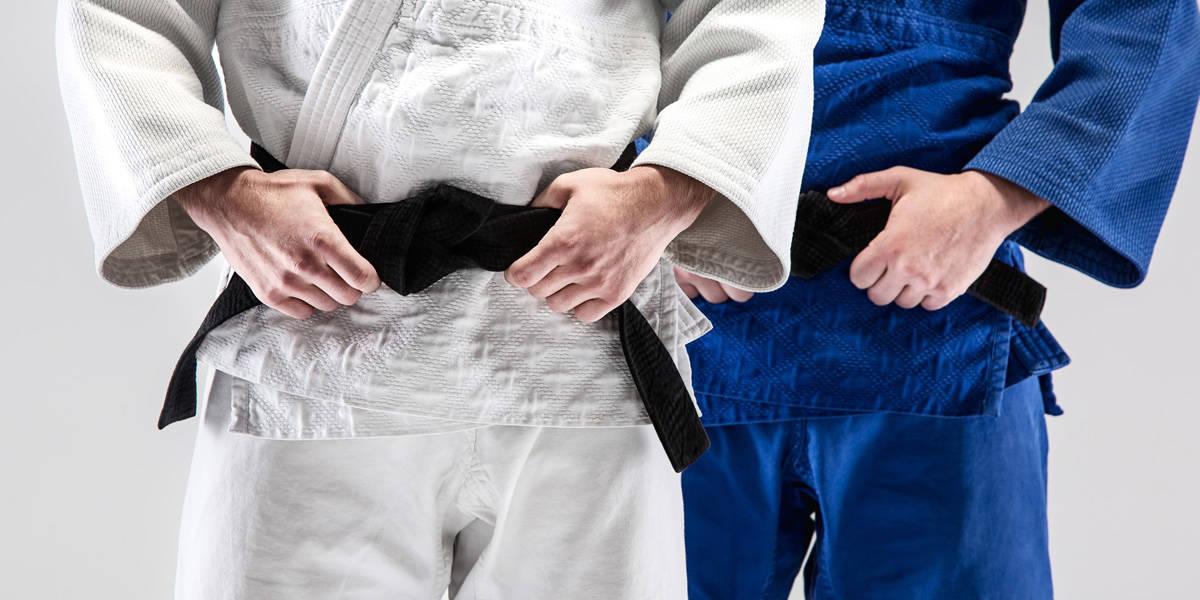 Melhores faixas de Judo