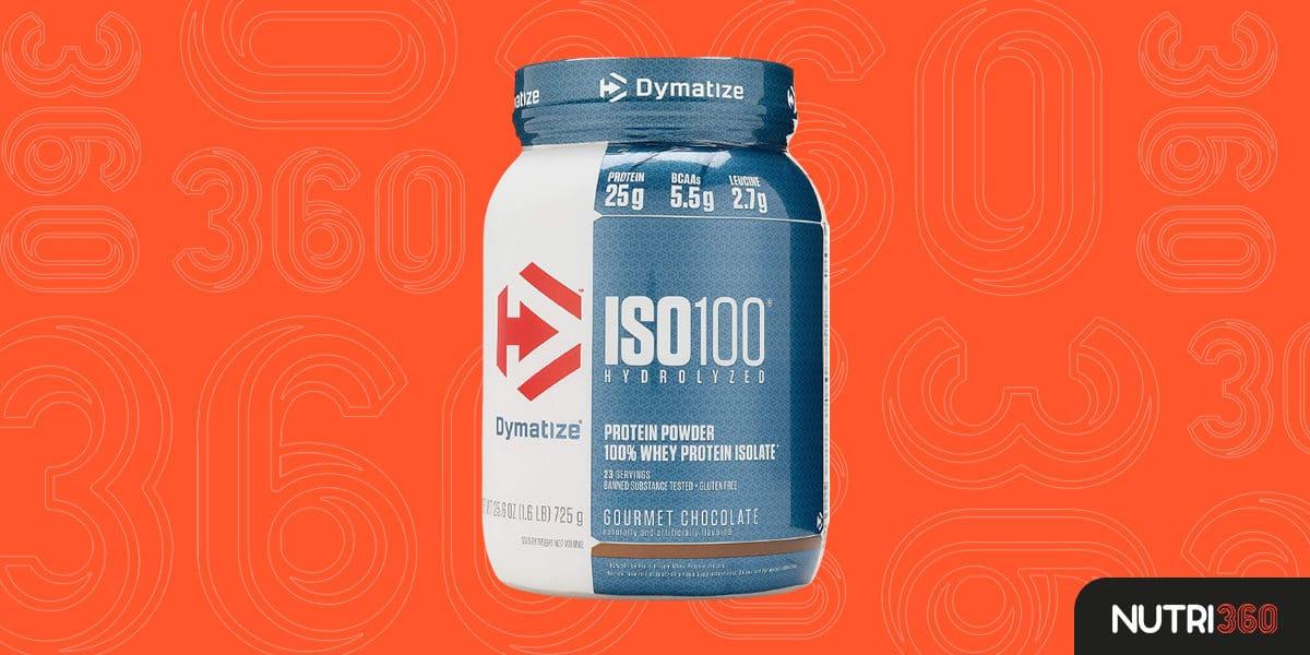 Whey Hidrolizado ISO 100 - Dymatize Nutrition (725 g)