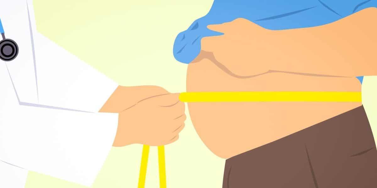 A gordura visceral é extremamente perigosa.
