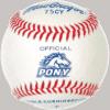 Bola de Beisebol oficial MacGregor Youth c 12