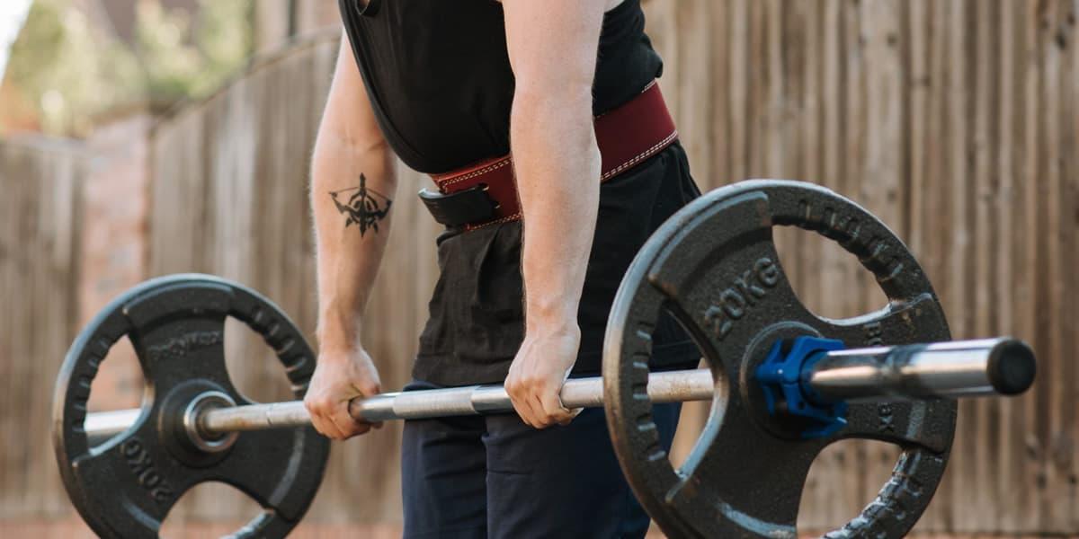 Melhores Cintos de Musculação