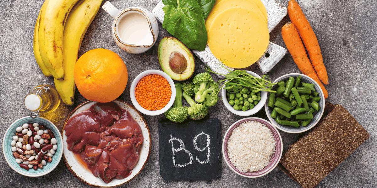 Melhores Vitaminas B9