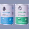 Spirulina e Chlorella Ocean Drop 240 cápsulas cada
